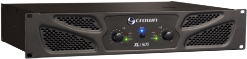 Amplificador de Potencia Digital Crown XLI800