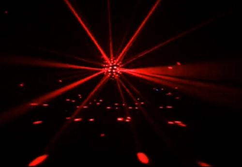 Efectos Led DJs TECSHOW ORBIT HEX