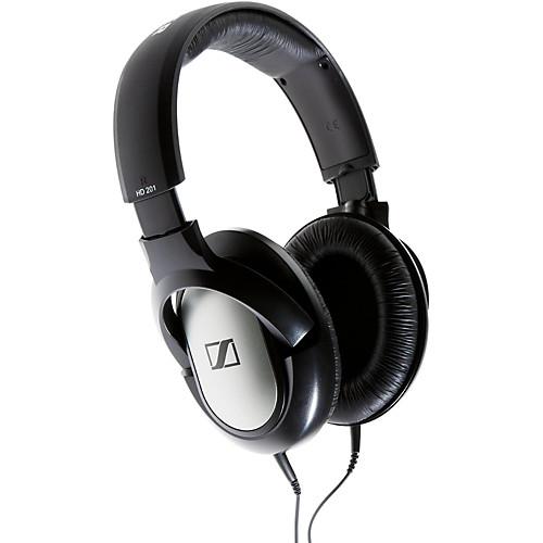 Auriculares de Dj con vincha Sennheiser HD201
