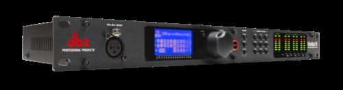 Ecualizador de sonido DBX PA2