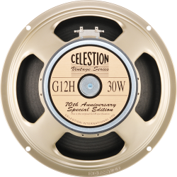 Parlante Midbass Celestion G12H 70Th Anniversary