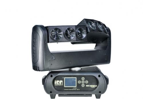 Cabezal móvil Beam TECSHOW ION-610B RGBW