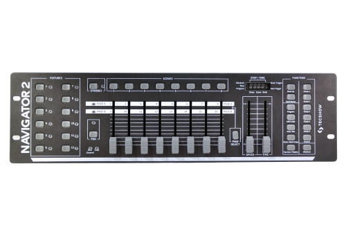 Controladores DMX American pro NAVIGATOR 2