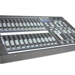 Controlador DMX TECSHOW NAVIGATOR 24XL