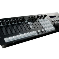 Controlador DMX TECSHOW NAVIGATOR SMART RDM