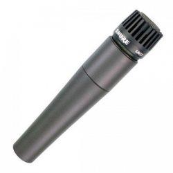 Micrófono de cable para instrumentos Shure SM57-LC