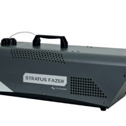 Máquina de niebla profesional poderosa y versátil. El consumo de fluido es extremadamente bajo.
