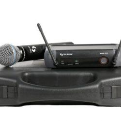 Micrófono inalámbrico de mano TECSHOW WMX-310/HMX-300