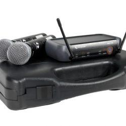 Micrófono inalámbrico de mano American pro WMX-320/HMX-300