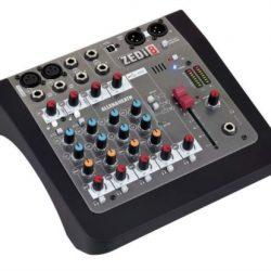 Consola Analógica Allen & Heat ZEDI-8