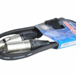 Cables para micrófonos STAGELAB CLM-XMXF1M