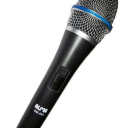 Micrófono de cable vocal ALMA DM-453