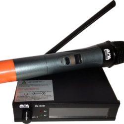 Micrófono de mano inalámbrico ALMA ML106M