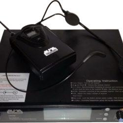 Micrófono de inalámbrico corbatero ALMA ML106H