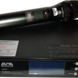 Micrófono inalámbrico de mano ALMA U60M